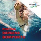 """""""Riaperture"""" Si torna in acqua, i preparativi  della Piscina Darsena di Bomporto."""