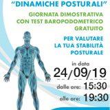 Esame posturalebaropodometrico gratuito a Cavezzo, appuntamento martedì 24 settembre presso Armonia