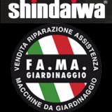 FA.MA Giardinaggio, dealer ufficiale dei prodotti Shindaiwa