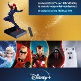 """""""Soluzioni per la contingenza"""" Arriva Disney+ Tech.Pec ci porta TV TIM Vision"""