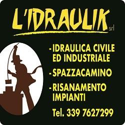 """""""Soluzioni per la contingenza""""L'Idraulik è attivo il servizio di pronto intervento idraulico"""