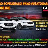 """""""Soluzioni Moderne"""" Gualdi Motors Occasione Shock! Entra in concessionaria da casa"""