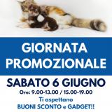 Regno Animale a Mirandola, grande promozione.