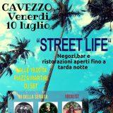 "Cavezzo ""Street Life"" Venerdì 10 Luglio, Bellini C'è!"